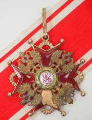 Russia: Imperial and Royal Order of St. Stanislaus