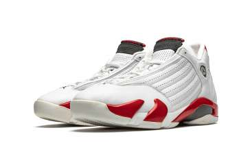 "Air Jordan 14 ""Chicago,"" Player Exclusive, Practice-Worn Sneaker"