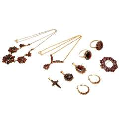 Jewelery bundle 9 pieces,