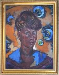 """Кищенко А.М. """"Ольга"""", 1997 г."""