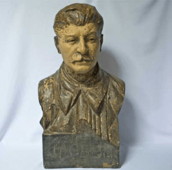 The Bust Of I. V. Stalin, Russia, (N)