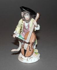 Meissen, Germany, 1765 - the year, model, I. I. Kendler