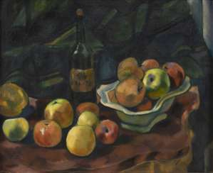 Still life with Apples, 1923