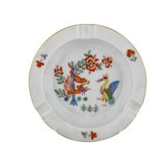 MEISSEN ashtray, 20. Century