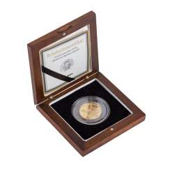 Commonwealth of the Northern Mariana Islands/GOLD - 25 Dollars 2005,