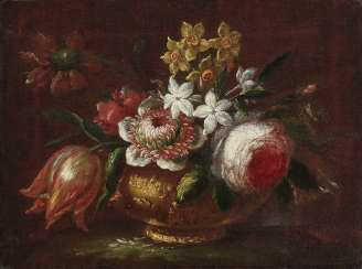 Still Life With Flowers , The Netherlands 18. Century
