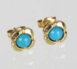 Earrings - Yellow Gold 333