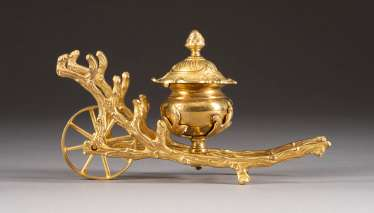 INKWELL IN THE LOUIS XV STYLE