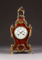 TABLE CLOCK IN THE BOULLE STYLE