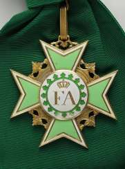 The house of the diamond crown of the order,
