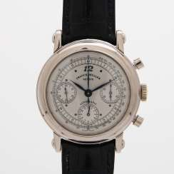 FRANCK MULLER men's watch, Chronograph, in 18K white gold. Ref.No.: 7000 CC.