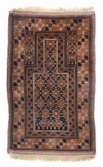 Old Baluch Prayer Rug Ostpersien