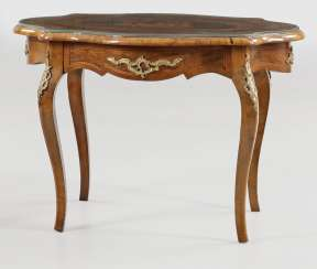 Dresden baroque saloon table