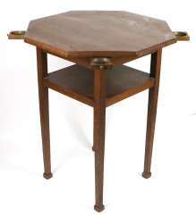 Game table, 1930's