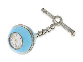 Pendant watch / brooch watch / form watch