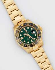 "Rolex men's wristwatch ""GMT-Master II."""