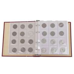 Coin album with GOLD and SILVER -