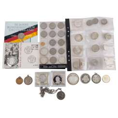 Mixed pack with GOLD 1/10 ounce Krugerrand,
