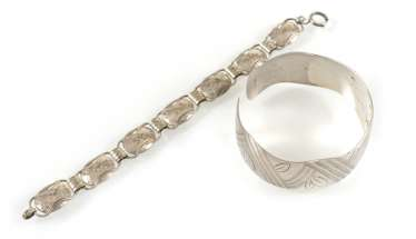 Bangle, Wmf/Silver 835, Arm