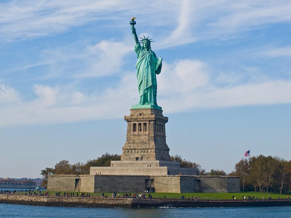 Фредерик Бартольди. Статуя Свободы