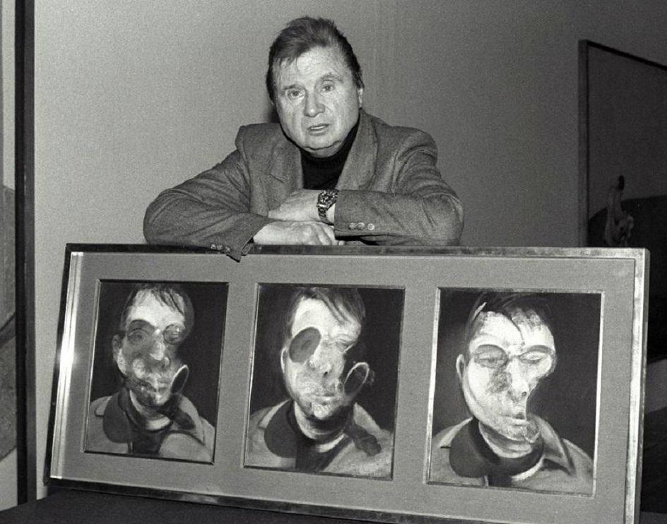 Фрэнсис Бэкон — биография Фрэнсиса Бэкона, кто он такой подробно, самые известные картины британского художника, периоды творчества, фотопортрет живописца. Роль Фрэнсиса Бэкона в развитии экспрессионизма в изобразительном искусстве