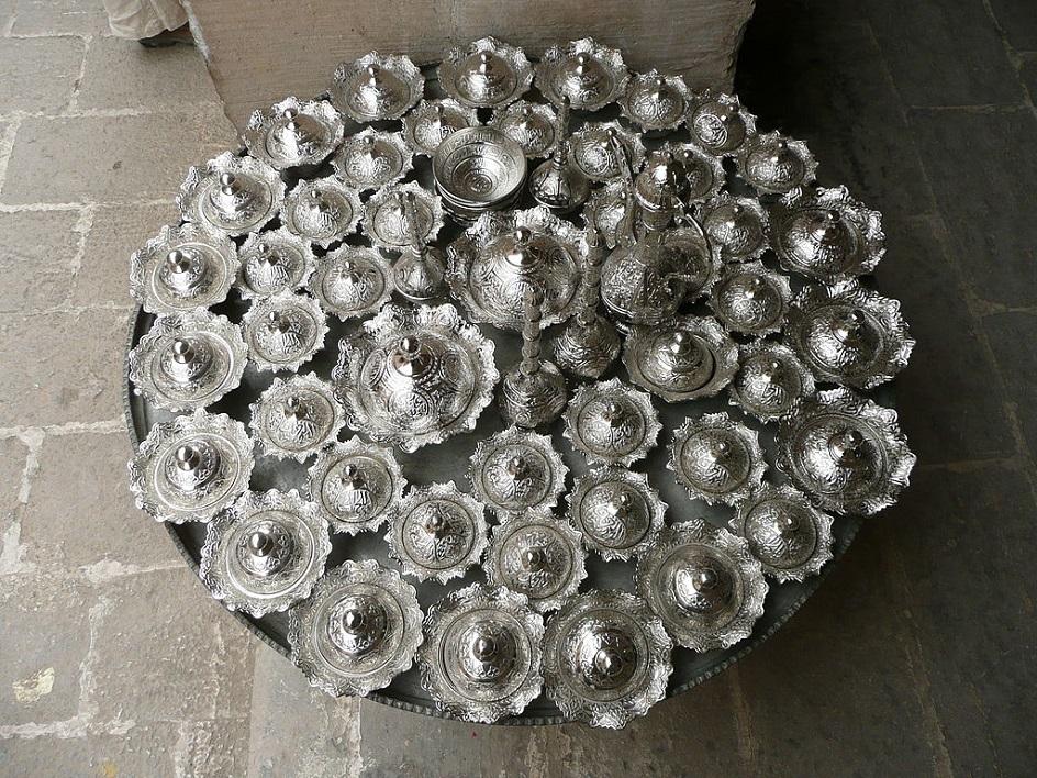 Филигрань. Изделия из серебра современных турецких мастеров, XXI век