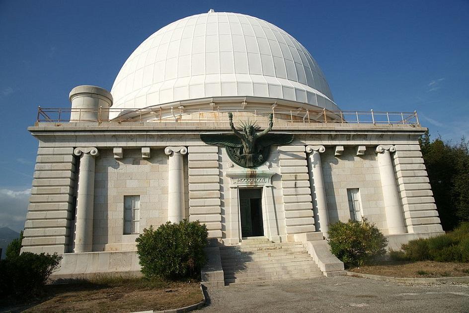 Шарль Гарнье. Обсерватория Ниццы, 1878