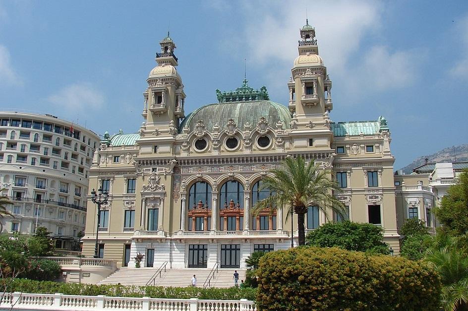 Шарль Гарнье. Опера Монте-Карло, 1878-1879