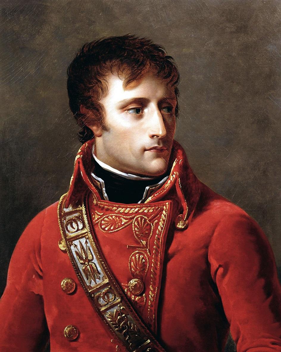 Антуан-Жан Гро. «Наполеон Бонапарт - Первый Консул», 1799