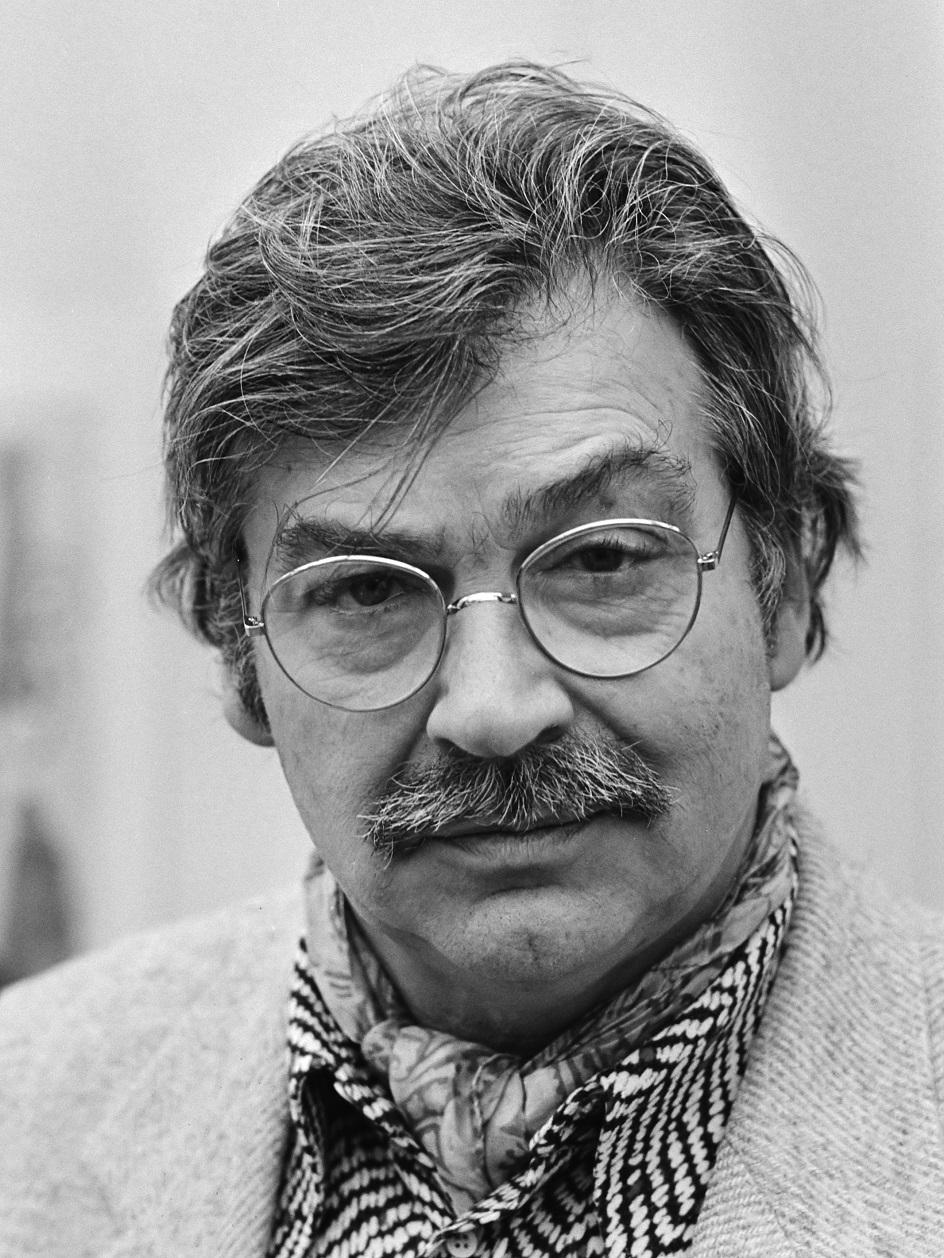 Карел Аппел. Фотопортрет художника, 1982